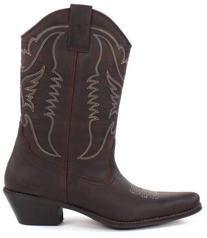 Johnny Bulls Boots 9630 brun
