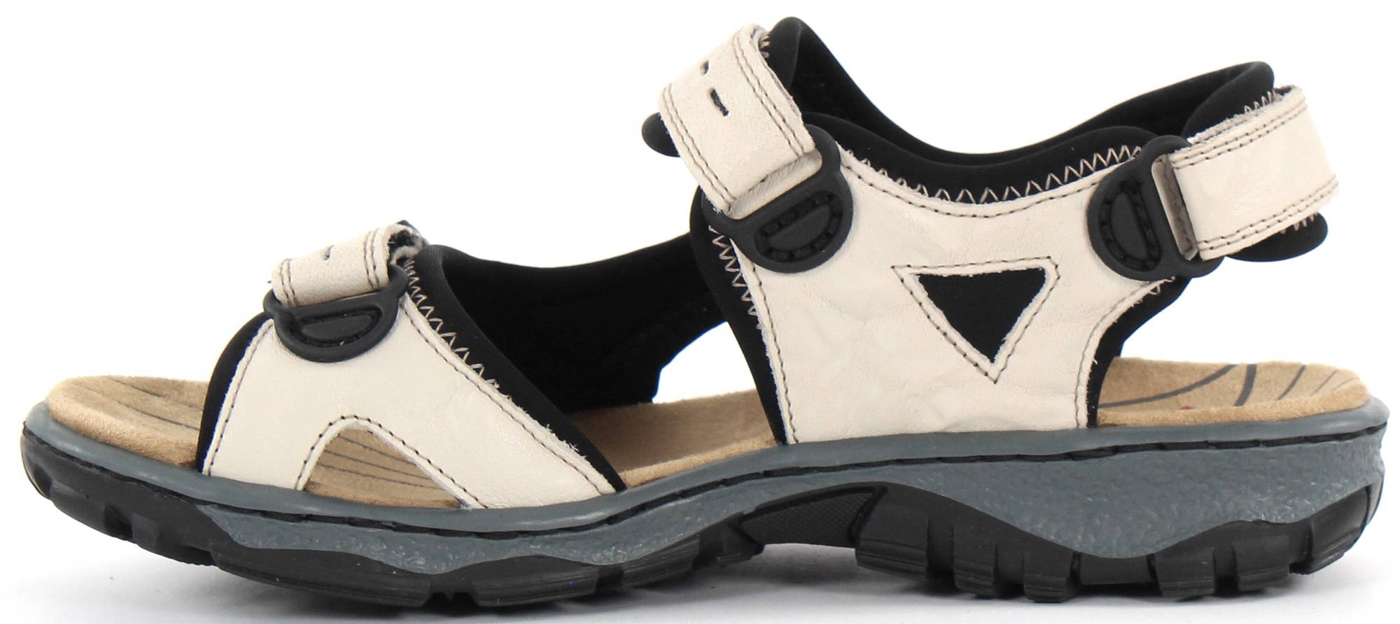 Rieker Sandaler 68872 60 beige