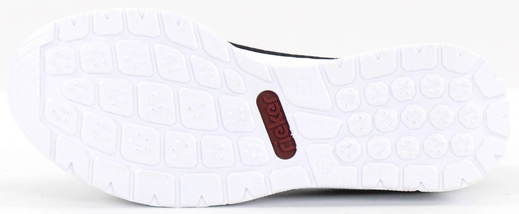 Rieker Sneakers N5054 00 svart