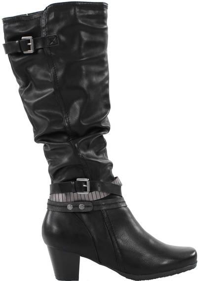 Migant Stövlar A925 94 svart