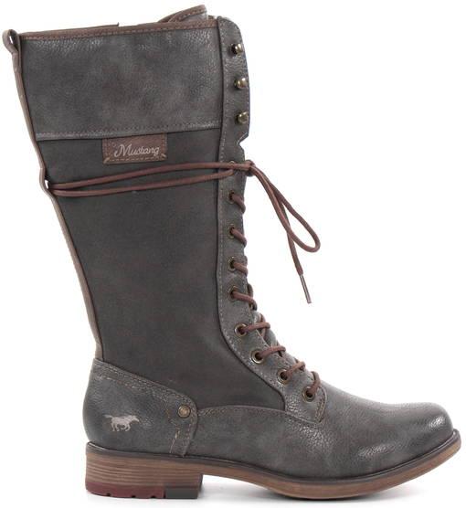 Trendiga skor från Mustang Shoes Stilettoshop.se webbutik