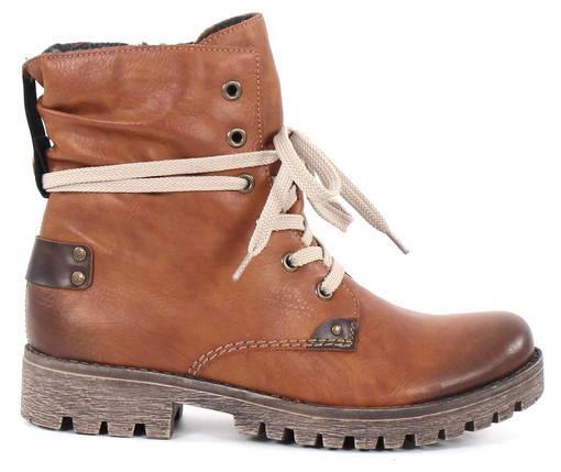 Rieker Stövlar Z0442 24 brun Stilettoshop.se webbutik