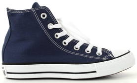 Converse All Star hi navy - Sneakers - 114404 - 1