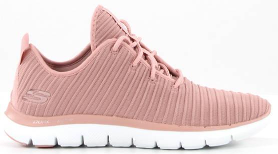 cd30161724f Skechers Sneakers 12899 Flex Appeal rosa - Sneakers för damer - 121034 - 1
