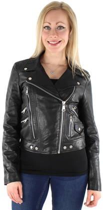 677cc6e9448b Vero Moda Läderjacka Dream svart - Skinnjackor och PU-jackor - 123325 - 1