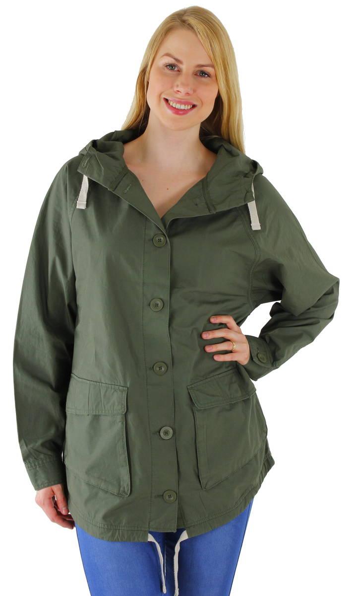 Only Jacka Clara Hooded spring jacket