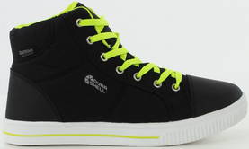 Sneakers Polecat 445-3004 svart/lime - Sneakers - 111517 - 1