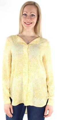 a87fbaa242d3 Vila Skjorta Lucy goldfinch/iberis - Långärmade tröjor för damer - 123397 -  1