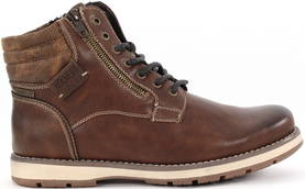 Kolme60 Sneakers Harry cognac - Stövlar - 119609 - 1