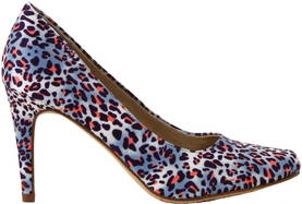 Tamaris Pumps 22485-26 purple leopard - Pumps och Högklackade skor - 115549 - 1