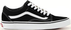 Vans Sneakers Old skool svart/vit - Sneakers - 122839 - 1
